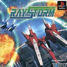 PS1 Raystorm Japan PS PlayStation 1 F/S