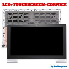 GLS DISPLAY +TOUCH SCREEN+FRAME PER LENOVO YOGA TABLET 2 PRO 1380 CORNICE COVER