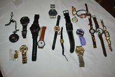 Large Vintage Estate Watch Lot