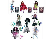 Monster High 8 GHOULS RULE &  Scary Tale ABBEY Clawdeen CLEO Draculaura FRANKIE