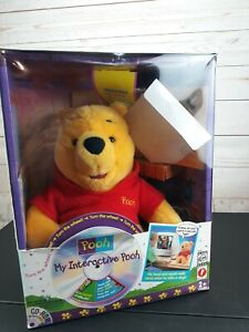 MATTEL MEDIA POOH MY INTERACTIVE POOH INCLUDES CD-ROM 15'