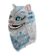 Cheshire Cat Mask Alice Wonderland Fancy Dress Up Halloween Costume Accessory