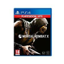 Juego Sony PS4 hits mortal Kombat X Pgk02-a0022077