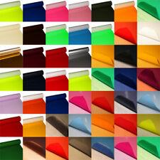 Flexfolie Flockfolie Textilfolie Bügelfolie Poli-Flex Premium 50/100cm 21,98€/m²