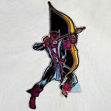 Hawkeye Embroidered Big Patch for Back Marvel Comic Black Widow X-men Avengers