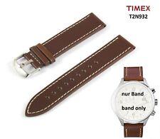 Timex Ersatzarmband T2N932 - IQ-Serie Fly Back Chronograph passt: T2N700 T2N931