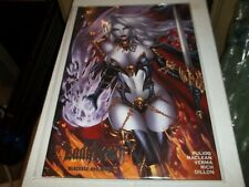 lady death merciless onslaught comic