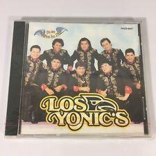 Los Yonics Cd No Me Cortes Las Alas 1997 Fonovisa New Rare Los Temerarios