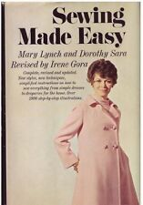 Sewing made easy 4th edition by Sara, Dorothy published by Doubleday & Company