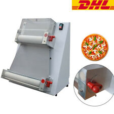 Auto Pizza Bread Dough Roller Sheeter Machine Pizza Making Machine USA DHL