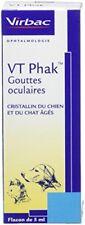 Virbac VT Phak Gouttes Oculaires 5 Chien/chat ml