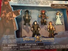 Piratas del Caribe Salazar's Revenge batalla figura 5 figura Paquete
