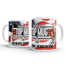 Top Mug Gun thème Goose NEED FOR SPEED Bureau Tasse De Café Cadeau Tasse Thé