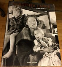 Dorothea Lange: The Heart and Mind of a Photographer HC/DJ VG/VG ISBN:0821227912