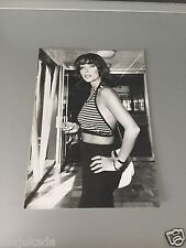 JOAN COLLINS - PHOTO DE PRESSE ORIGINALE  18x13 cm