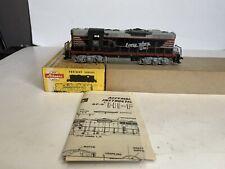 Vintage Athearn Ho Scale Model Trains Burlington Northern GP9 Diesel Engine Pwr