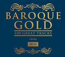 Various Artists - Baroque Gold - 100 Great Tracks [New CD] Boxed Set