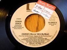 """Vernon Burch-modifiche (di giocare """"con la mia mente) 7"""" in vinile"""