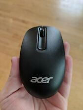 Acer Wired Mouse - Black USB Optical Mouse