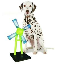 Trixie Pet Products Windmill Dog Activity Toy, Level 1 For All Ages Dog Training