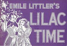 "Franz Schubert ""LILAC TIME"" Celia Lipton / Tudor Evans 1950 Brighton Flyer"