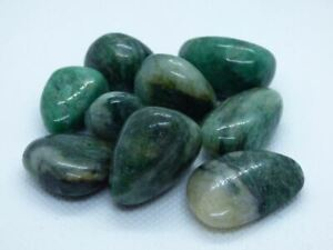 African Jade Tumble Stone (UK based crystal shop, stock & shipping)