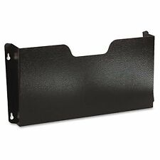 New listing New Buddy Products Wall Pocket Steel Legal Size Black 5202 4 Free Shipping