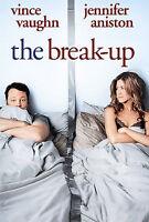 The Break-Up (DVD, 2006, Widescreen Edition) Jennifer Aniston, Vince Vaughn