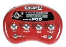 NEW Line 6 Pocket Pod Amp Emulator Effects USB Interface