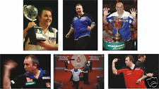 Phil The Power Taylor Dart Legend POSTCARD Set