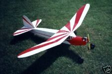 Red Zephyr 40 Vintage Old Timer Plans and Templates 73ws