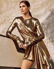 SAINT LAURENT RUNWAY  DRESS RRP £2140 size UK 8 IT 40 US 4