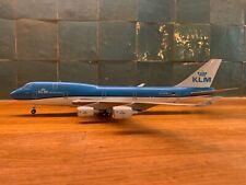 Gemini KLM Boeing 747-400 PH-BFW 1:200 (latest livery)