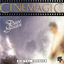 DAVE GRUSIN - Cinemagic (NEW CD, 1987, GRP Records)