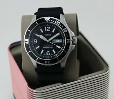 Fossil Men's FS5689 Fb-02 48mm Black Dial Silicone Watch