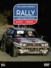 RALLY - Sergio Martino / Giuliano Gemma, Yvonne Sciò - 1989 (4 Dvd)