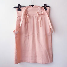 Earth Music & Ecology pink suspender pencil skirt larme kawaii Japan Liz Lisa S