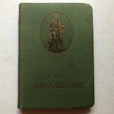 Almanach Payot 1923 -  Agenda de poche de la jeunesse francaise