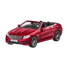 Mercedes Benz A 238 clase E cabriolet rojo 1:43 OVP