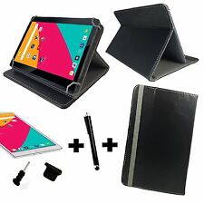 "Starter Set For Samsung Galaxy Tab 4 Advanced (SM-T536) Pen +Plug - 10.1"" Black"