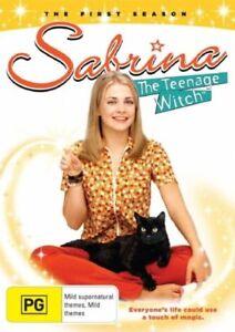 Sabrina The Teenage Witch : Season 1 (DVD, 2007, 4-Disc Set)