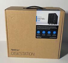 Synology DiskStation DS718+ 2 Bay NAS (Diskless)