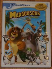 DreamWorks Madagascar DVD.  (Widescreen, English, French, Spanish)