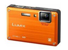 PANASONIC Lumix DMC-FT1 Digital Shock & Waterproof Camera 12MP Leica AVCHD Japan