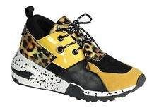Leopard Wedge Sneakers In Women's Athletic Shoes for sale | eBay