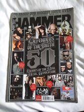 Metal Hammer #225 DEC 2011: MEGADETH Motorhead MISFITS Devil's Blood LAMB OF GOD