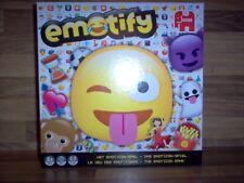 Jeu de Société - Emotify / Emoticône - Age 10+ - Jumbo - Comme Neuf 100% Complet