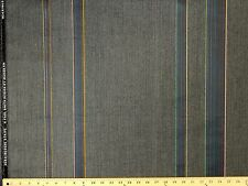 Maharam Herringbone Stripe Granite Paul Smith Modern Stripe Upholstery Fabric