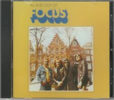 FOCUS - In And Out Of Focus (2001 Pressing) Dutch Import MINT