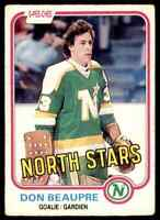 1981-82 O-Pee-Chee Don Beaupre #159